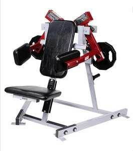 Hammer Strength Plate Loaded Lateral Raise - Remanufactured