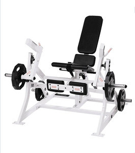 Hammer Strength Plate Loaded Leg Extension - Remanufactured