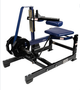 Hammer Strength Plate Loaded Seated Calf Raise - Serviced