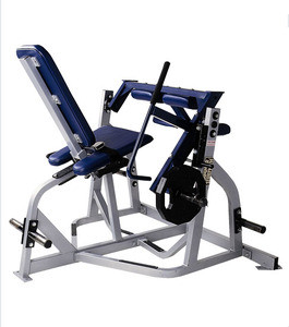 Hammer Strength Plate Loaded Seated Leg Curl - Remanufactured