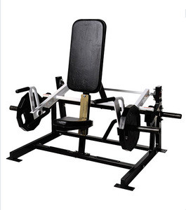 Hammer Strength Plate Loaded Seated/Standing Shrug - Remanufactured