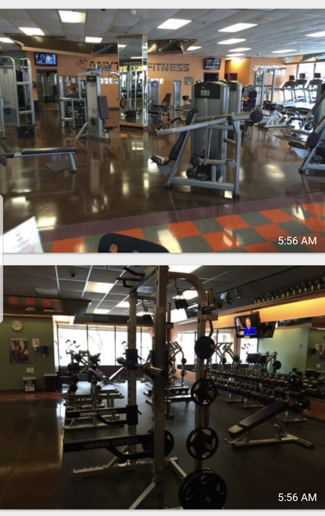 Life Fitness Complete Gym Package - As Is Functional