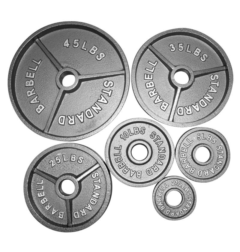 Steel Olympic Weight Plates/Dumbbells/Kettlebells - Used $1.50/lb