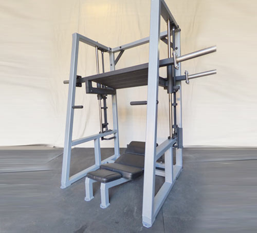 King Strength Inverted Leg Press - New