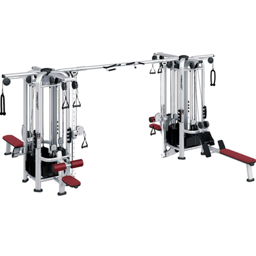 Life Fitness 8 Station Jungle Gym- Remanufactured