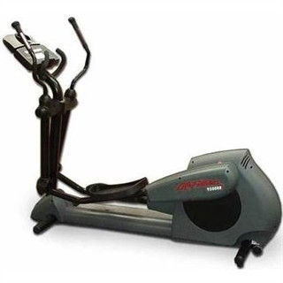 Life Fitness 9500HR Rear Drive Elliptical / Crosstrainer - Remanufactured