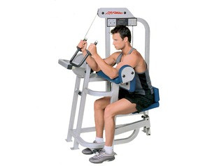 Life Fitness PRO Arm Extension - Remanufactured