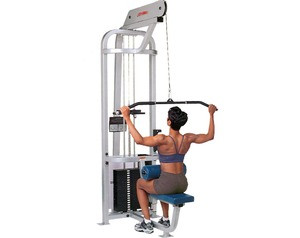 Life Fitness PRO Lat Pulldown - Remanufactured