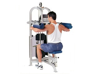 Life Fitness PRO Lat Raise - Remanufactured