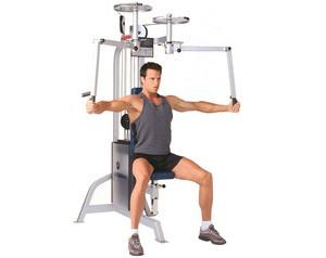 Life Fitness PRO Pec Rear Delt - Remanufactured