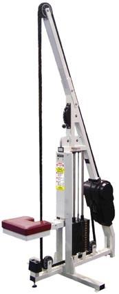 Marpo Kinetics 250V Viper Rope Climber REMANUFACTURED