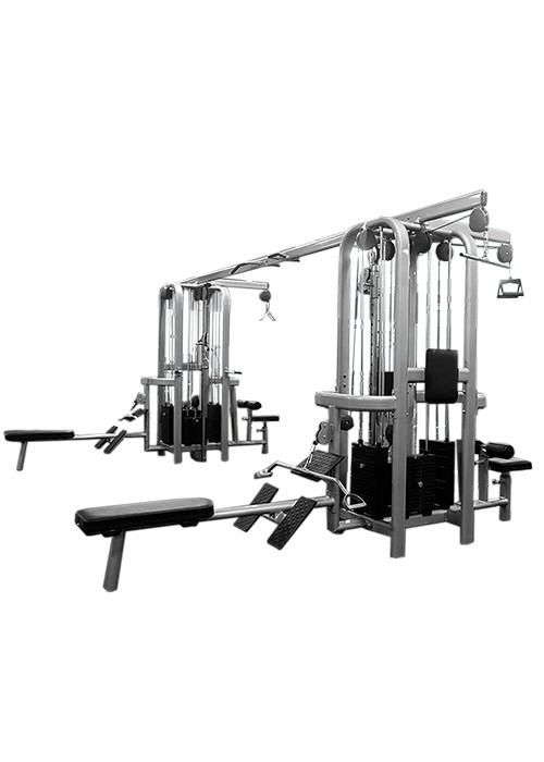 Muscle D Standard 8 Stack Jungle Gym - New