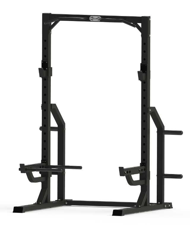 Muscle D Half Rack - New