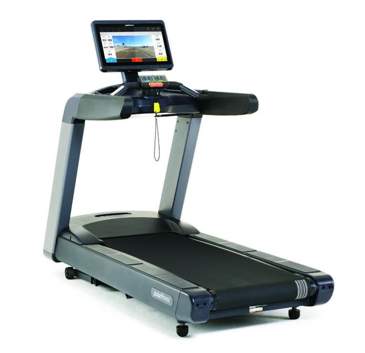Pulse Fitness Fusion Run Treadmill Series 3 Stealth - New