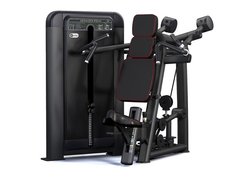 Pulse Fitness H Range Shoulder Press Independent Arm - New