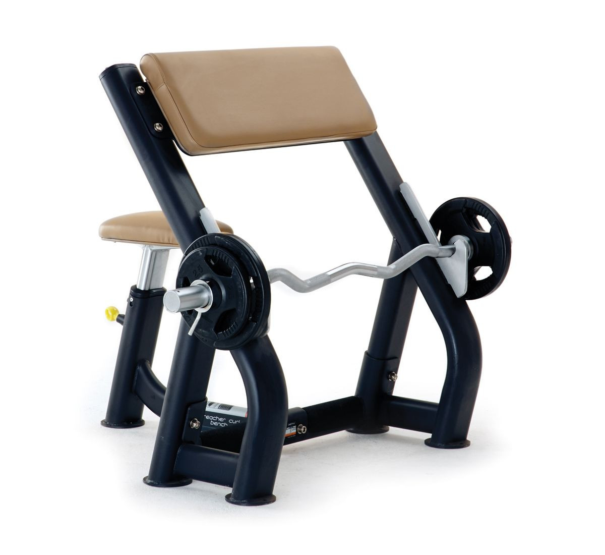 NEW! PULSE FITNESS - Preacher Curl Bench - CALL US FOR SPECIAL PRICING