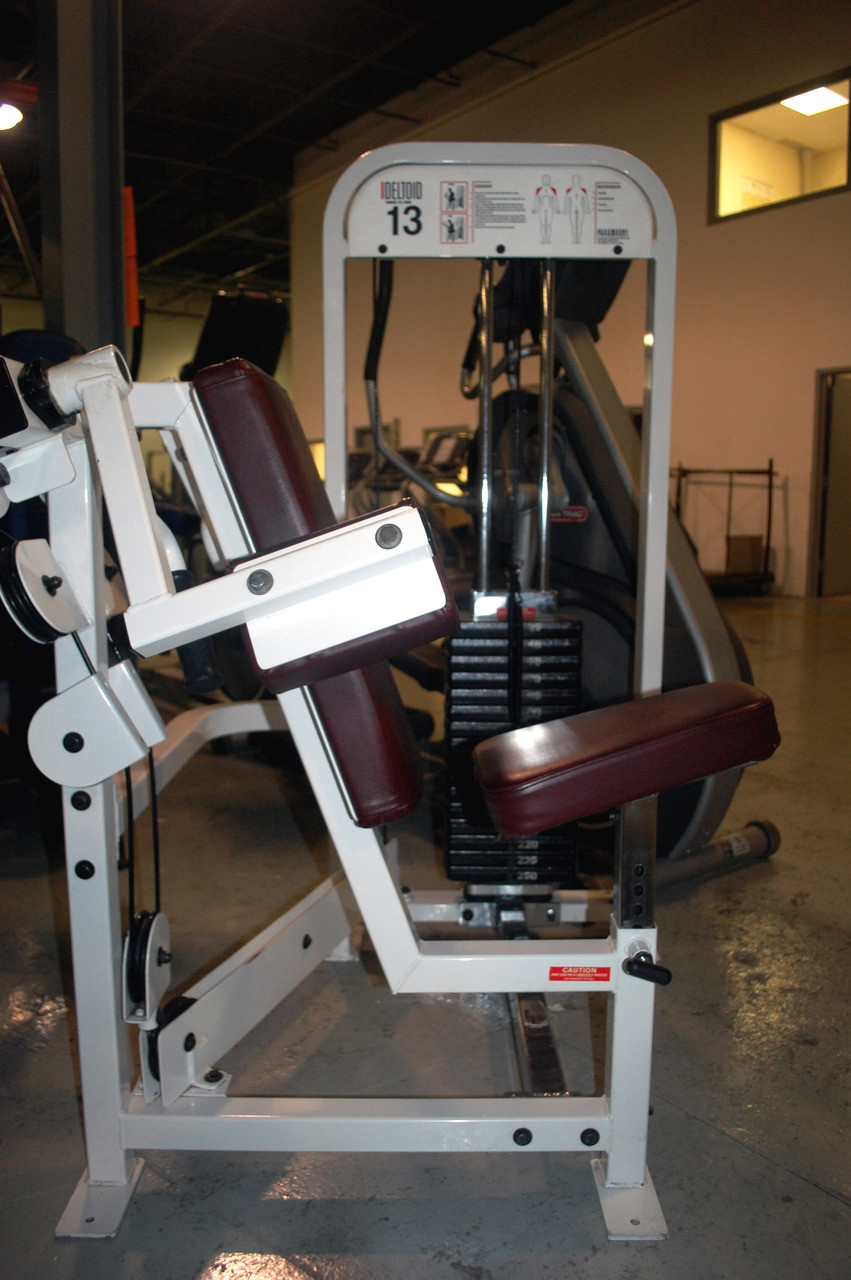 Paramount Selectorized Deltoid PL3400 - Remanufactured