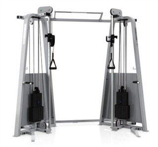 Precor Icarian Adjustable Cable Crossover - Serviced