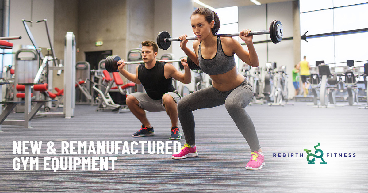 The Best Deals On Gym Equipment for New Fitness Centers