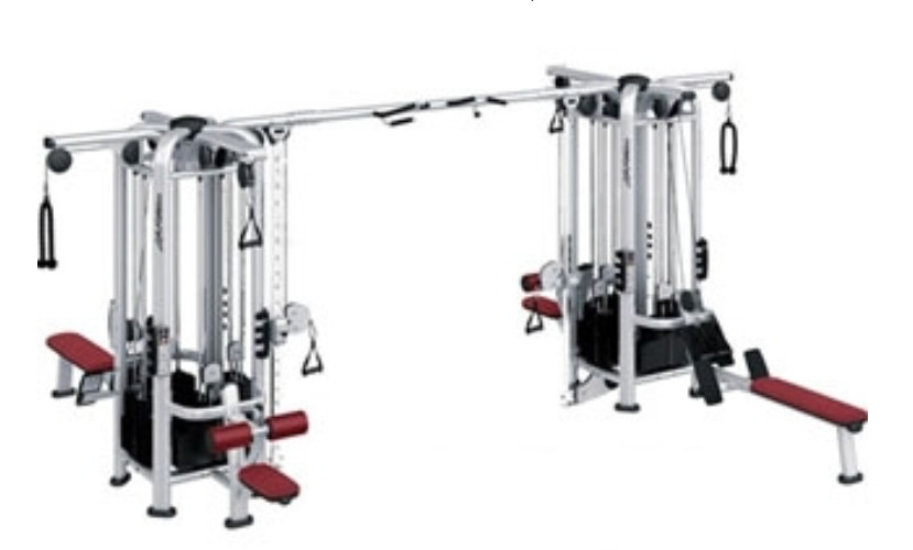 Life Fitness Signature MJ8 8 Stack Jungle Gym - Remanufactured