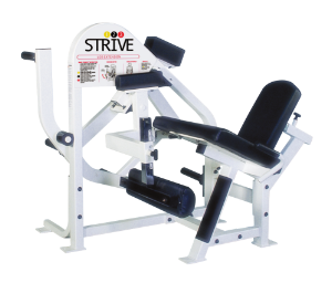 Strive Plate Loaded Leg Extension - Remanufactured