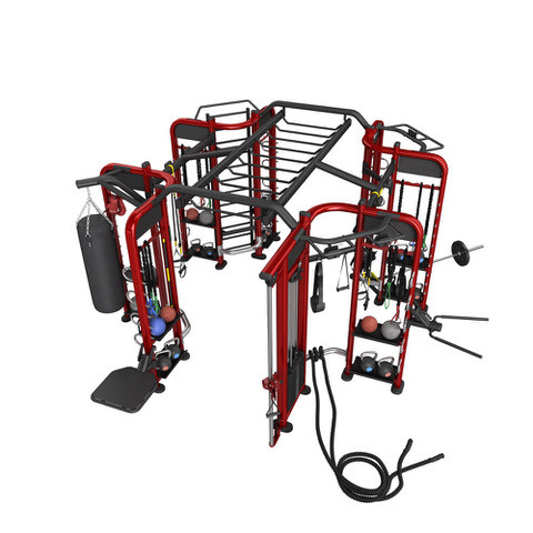 Muscle D Synergy 360XL - New