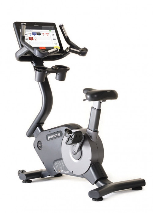 Pulse Fitness Upright Bike - Series 1 - New