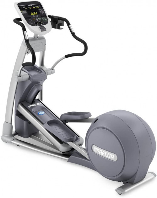 Precor EFX 833 Elliptical - Serviced