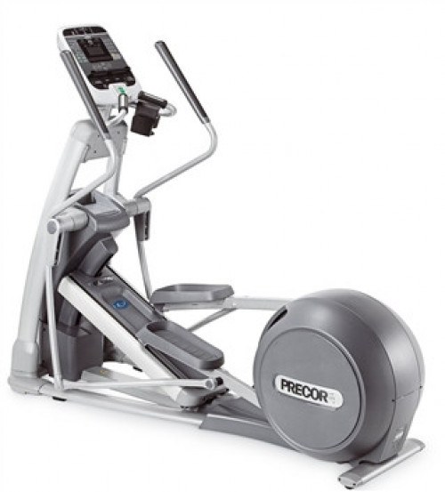 Precor EFX 576i Experience Elliptical - Serviced