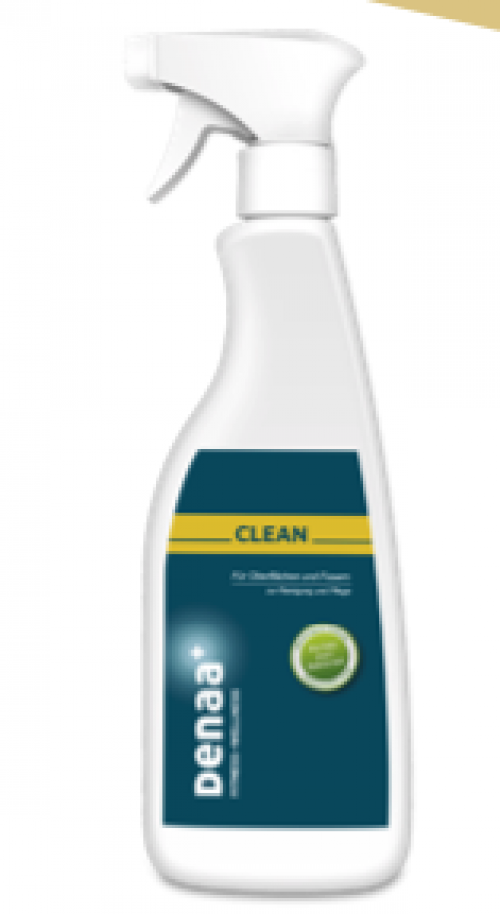 Denaa+ Fitness and Wellness MicrobialCleaning Spray - New