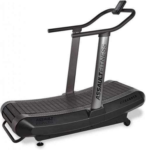 Assault Fitness Curve Treadmill - Serviced