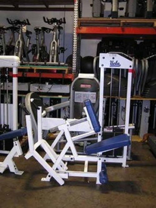Body Master Row Machine - Remanufactured