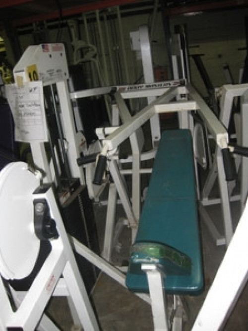 Body Masters Incline Press - Remanufactured
