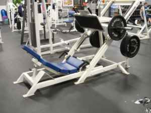 Body Masters Plate Loaded Leg Press - Remanufactured