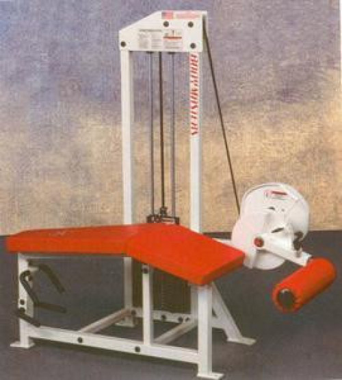 Body Masters Prone Leg Curl - Remanufactured