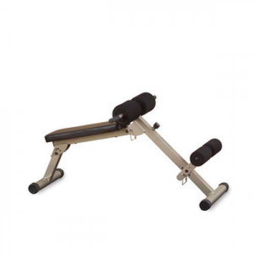 Body Solid Best Fitness Ab Board Hyperextension - New