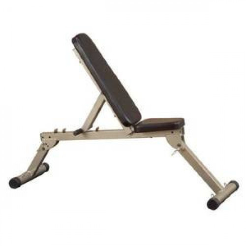 Body Solid Best Fitness FID Folding Bench - New