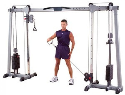 Body Solid Cable Crossover Functional Trainer - New