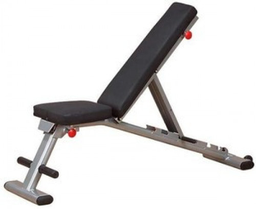 Body Solid Folding F.I.D. Bench (fully assembled) - New