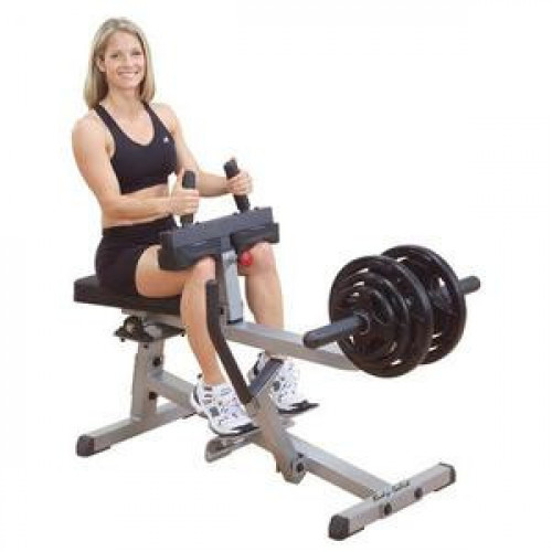 Body Solid Plate Loaded Seated Calf Raise Machine - New