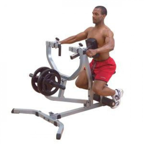 Body Solid Plate Loaded Seated Row Machine - New