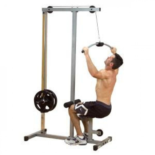 Body Solid Powerline Lat Pulldown Machine - New