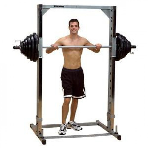 Body Solid Powerline Plate Loaded Smith Machine - New