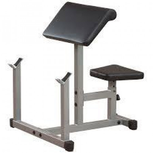 Body Solid Powerline Preacher Curl Machine - New