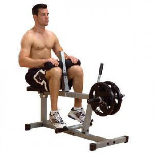 Body Solid Powerline Seated Calf Raise - New