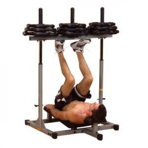 Body Solid Powerline Vertical Leg Press - New