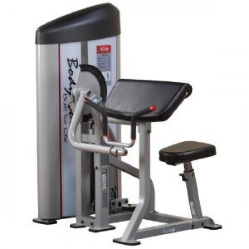 Body Solid Pro Clubline Series II Arm Curl Machine 235lbs - New