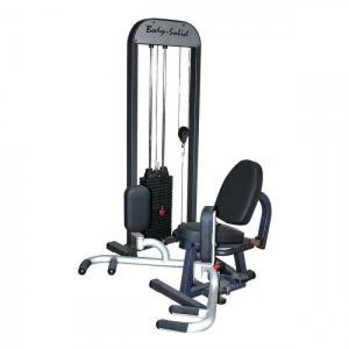 Body Solid Selectorized Abductor/Adductor Combo Thigh Machine - New