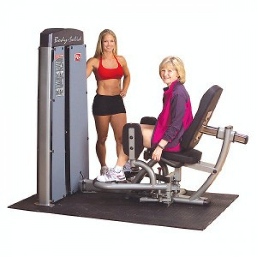 Body Solid Selectorized Pro Dual Inner Outer Thigh Machine - New