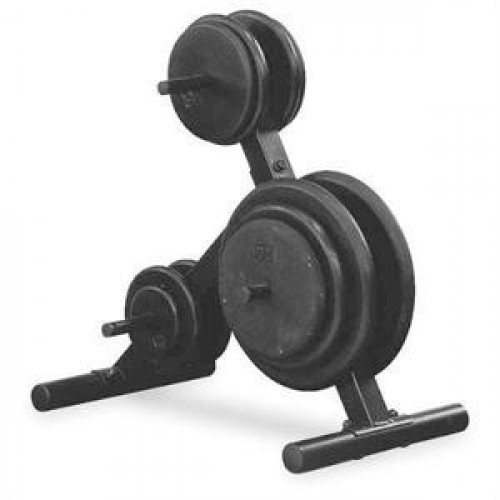 Body Solid Standard Plate Tree - New